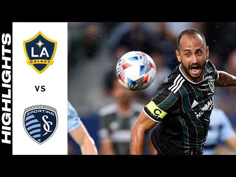 HIGHLIGHTS: LA Galaxy vs. Sporting Kansas City | July 04, 2021