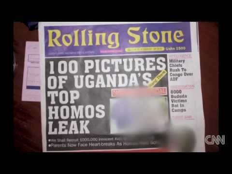 !!UGANDA NEWSPAPER 'ROLLING STONE' PUBLISHES 'GAY LIST' CALL