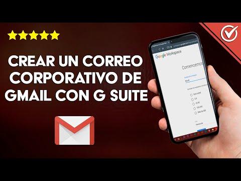 Cómo Crear un Correo Corporativo o Empresarial de Gmail Gratis con G Suite para Empresas