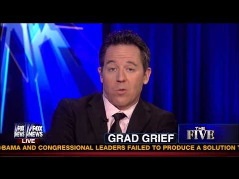 Greg Gutfeld on College Grads Living at Home With Mom & Dad - The Five - 3/1/13