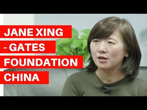 Why the Poor Need Financial Services - Jane Xing, Gates Foundation China
