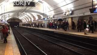 ИТАЛИЯ: Иду в метро на вокзале Термини в Риме... ROME ITALY