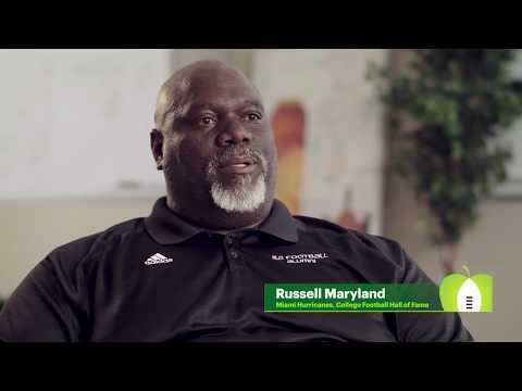 Extra Yard for Teachers - Russell Maryland Testimonial