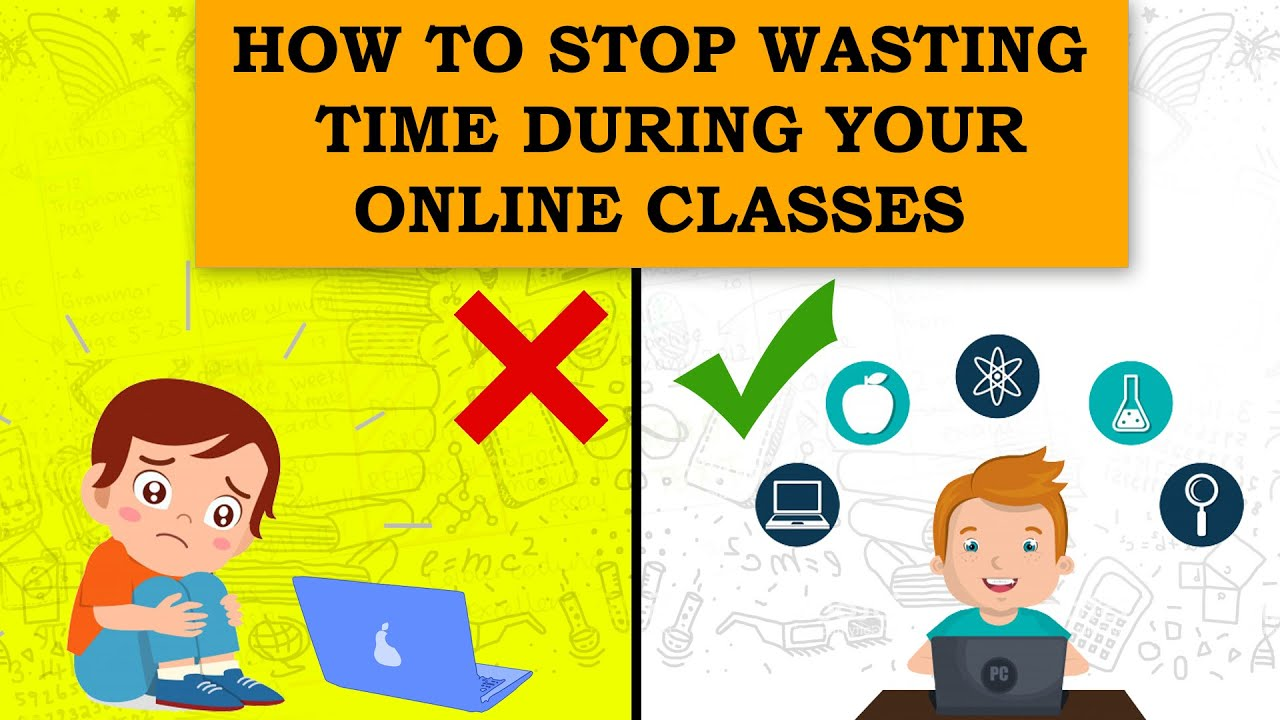 HOW TO AVOID WASTING TIME DURING ONLINE CLASSES|TIME MANAGEMENT HACKS #ABetterlife #LEARNWITHME
