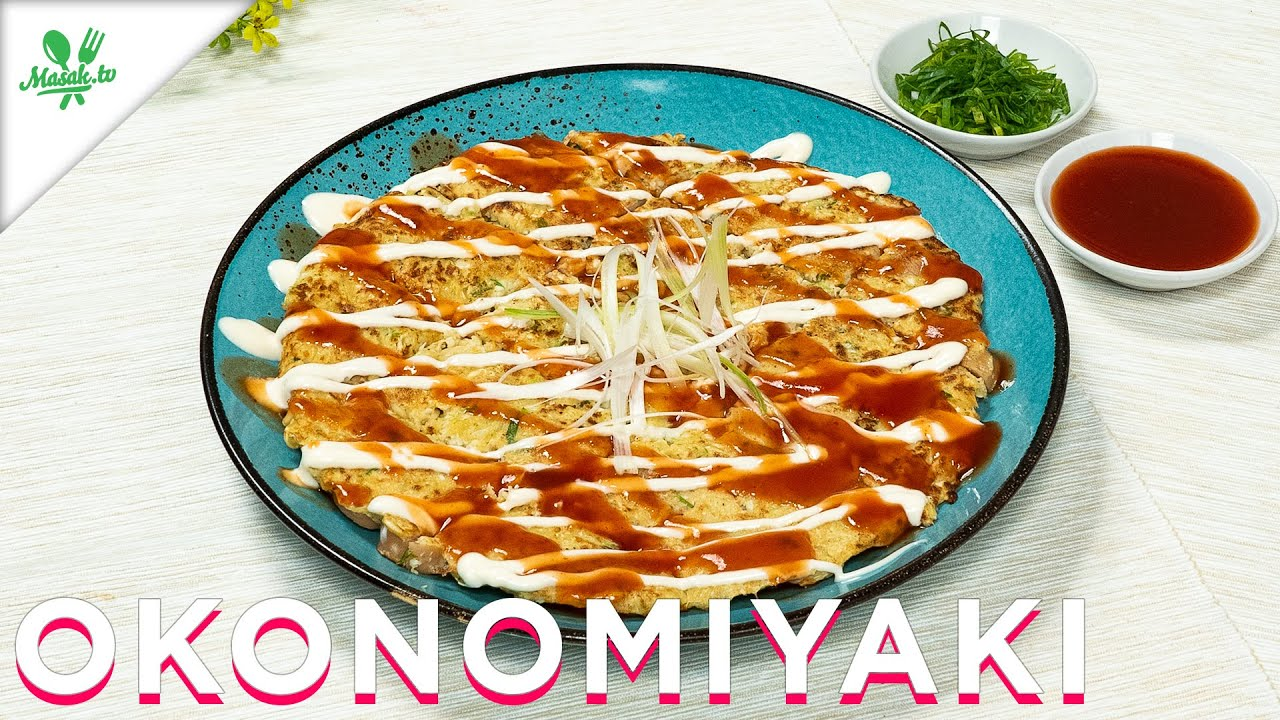 Resep Okonomiyaki Kaki Lima