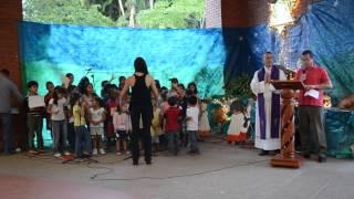 Novena navideña año 2013, día primero - Universidad Católica de Pereira