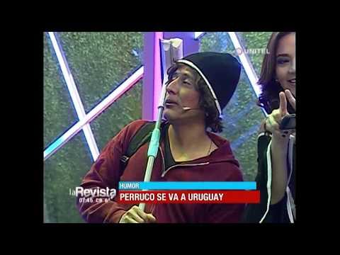 """Humor: Perruco tomó la drástica decisión de irse a Uruguay a """"probar suerte"""""""