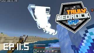 Truly Bedrock s0 e11 5 The invincible and invisible Wither who shall never be spoken of again