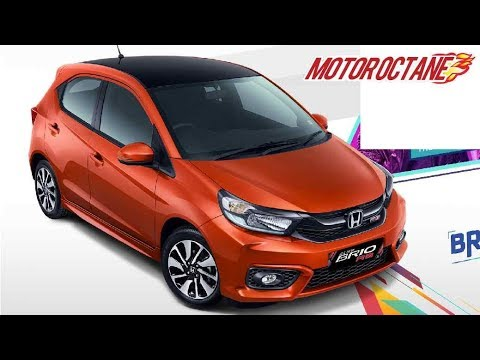 Honda Brio 2019 - All Details | Hindi | MotorOctane