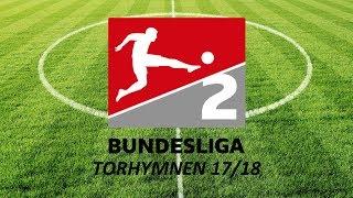 2. Bundesliga Torhymnen 2017/18