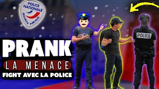 LA MENACE PRANK | FIGHT AVEC LA POLICE - ASSO DES BUKAKKES
