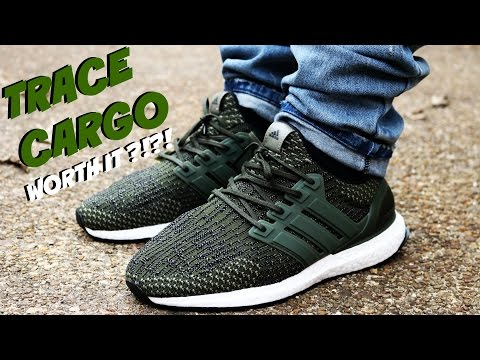 adidas Ultra Boost Trace Cargo | Adidas | Sole Collector