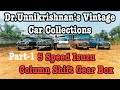 Ambassador Car 5 Speed Column Shift Modified| Dr.unnikrishnan's Vintage Cars |thrissur Athani Part 1