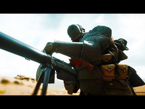 BATTLEFIELD 1 TANK RAMBO! Road to Battlefield 5 Gameplay thumbnail