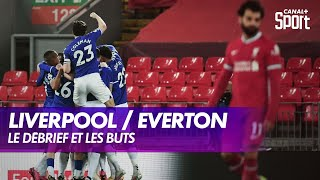 Le débrief de Liverpool / Everton - Premier League (J25)