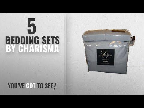 Top 10 Charisma Bedding Sets [2018]: Charisma Queen Six Piece Sheet Set