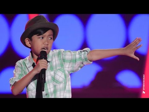 Adam Sings Rockin Robin | The Voice Kids Australia 2014