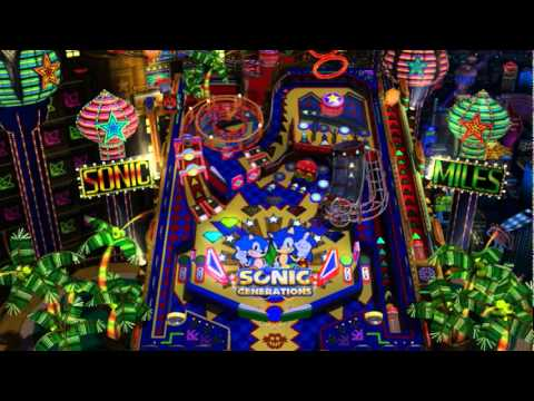 Sonic Generations OST - Casino Night Zone (DLC)