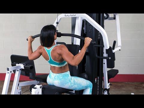 EXM3000LPS Exercises (BodySolid.com)