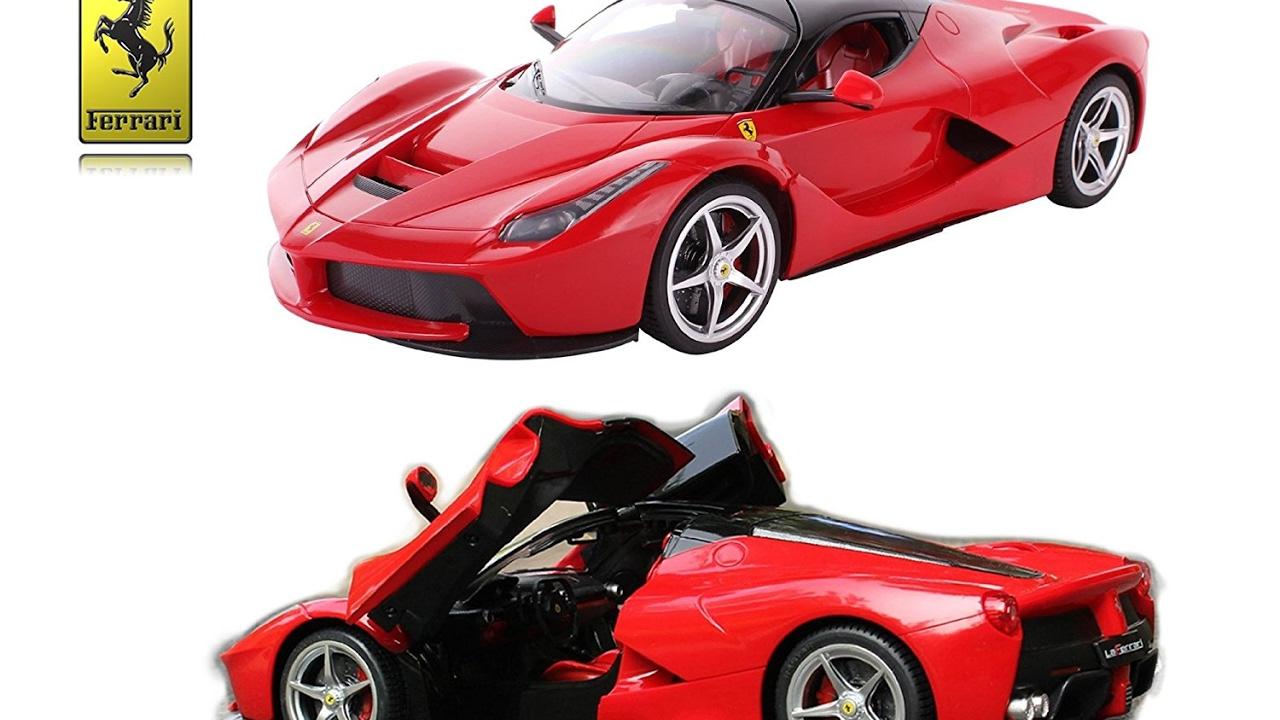 Ferrari Laferrari Remote Control Car 40mhz Opening Doors Working Lights