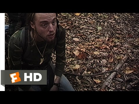 The Blair Witch Project (5/8) Movie CLIP - It's the Same Log (1999) HD