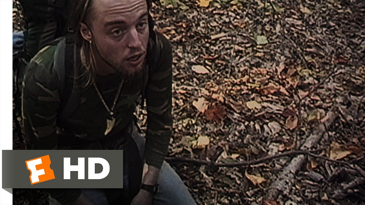 Download The Blair Witch Project (5/8) Movie CLIP - It's the Same Log (1999) HD