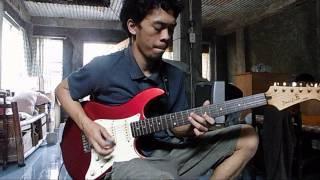 Foolish Heart Steve Perry Guitar Cover by Julius Beljera
