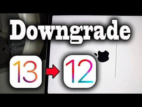 iOS 13 Beta auf iOS 12 zurücksetzen OHNE Datenverlust   iOS 13 Beta löschen   German/Deutsch