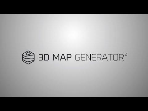 3D Map Generator 2 - Isometric - v1.4 - Photoshop Plugin