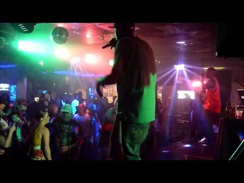 Rascalz - Live @ Studio 10/19/12 #1