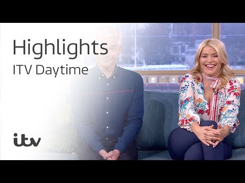 Daytime Always Delivers... a Laugh!   ITV