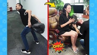 *Try Not To Laugh Challenge* Best Funny Moments * Funny Vines Compilation 2019 #31