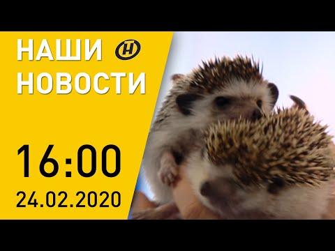 Наши новости ОНТ: Ёж Спайки-2021; 3 землетрясения в Турции; белорусский «Риголетто» со звёздами
