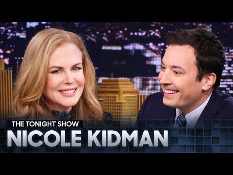 Did Jimmy Almost Date Nicole Kidman? - Tonight Show Stories