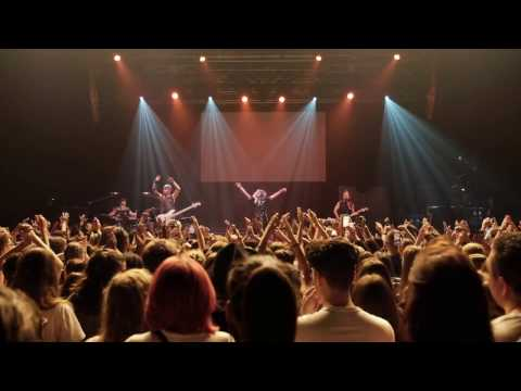 Camryn Live in Luxembourg. 727  Tour with 5th Harmony