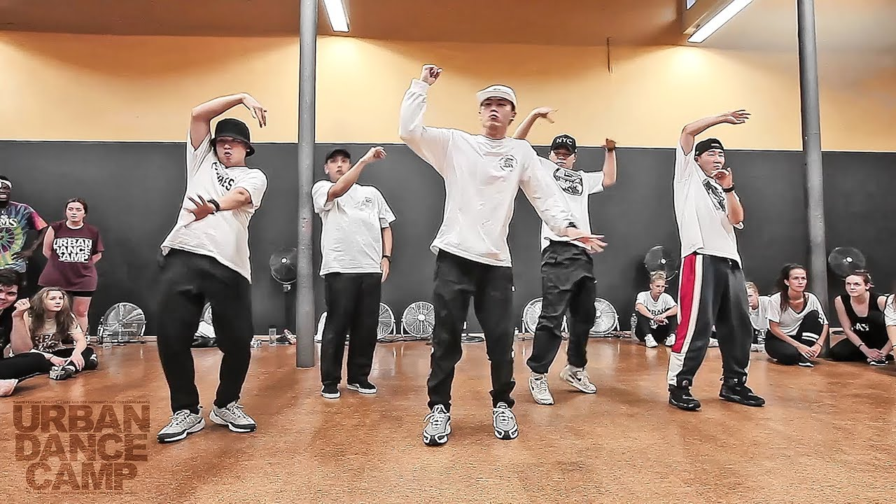Fukk Sleep - ASAP Rocky / Young J Choreography feat Just Jerk Crew, Hip Hop Dance / URBAN DANCE CAMP