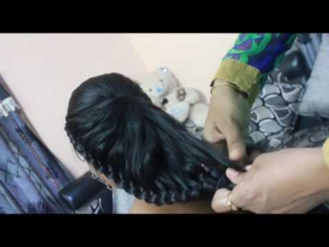Siga Singaaram-31 (Hair style video by eenadu.net)