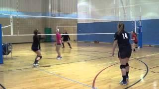 Elizabeth Yacobucci volleyball skills thumbnail