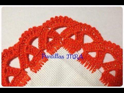 Puntilla para servilleta MRA Lizet Sanchez 2