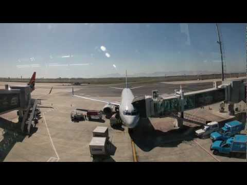 Cape Town Airport - Timelapse