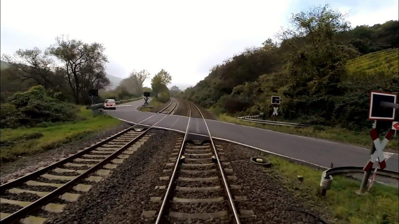 Zugfahrt Köln