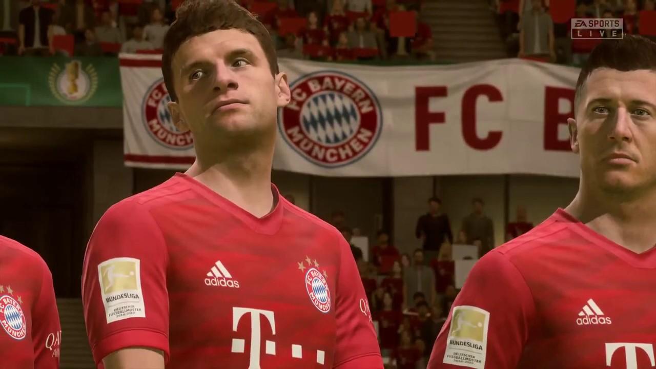 Bayern Frankfurt Dfb-Pokal