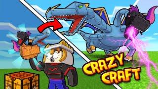 Crazy Craft 4.0 - The KING RETURNS! #1