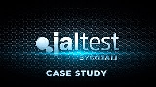 JALTEST CASE STUDY | Calibration of an implement control valve in a Caterpillar 226D