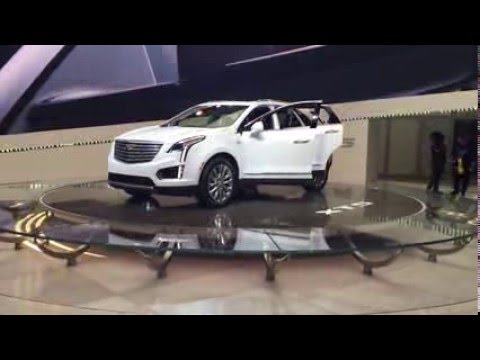Chicago Auto Show uses interactive exhibits to captivate audiences