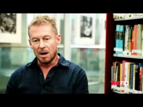 The FIX's  with Richard Roxburgh about Rake