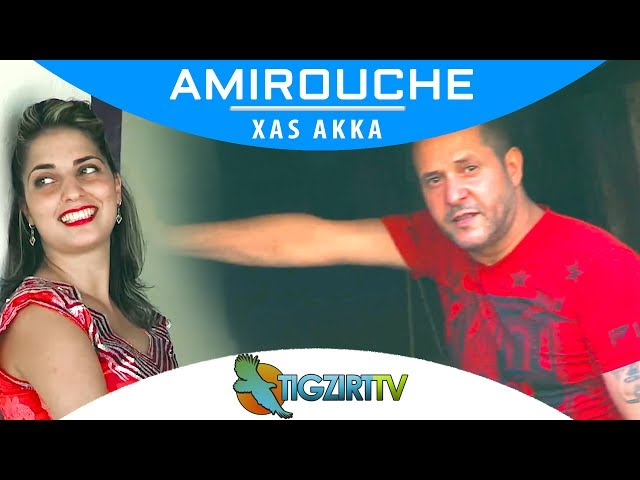 Amirouche - XAS AKKA - Clip Kabyle 2016
