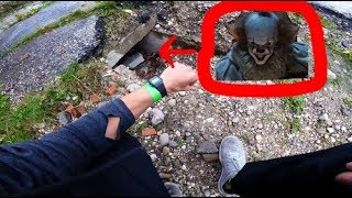 Is this PENNYWISE SEWER??/Exploring the abandoned Diamalt-Factory