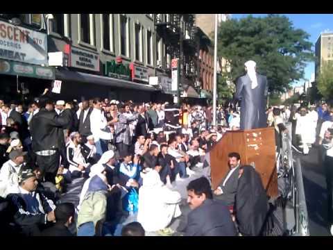 Eid prayer new york city