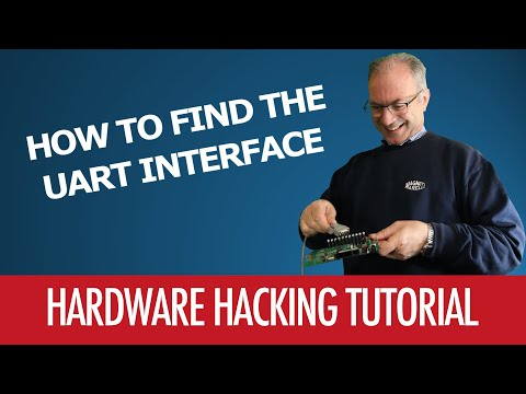 #02 - How To Find The UART Interface - Hardware Hacking Tutorial